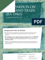 Nirc vs Train
