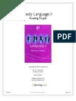 1219 Body Language II Guide
