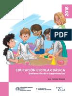 EDUCACIÓN ESCOLAR BÁSICA EVALUACIÓN DE LAS COMPETENCIAS