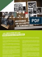 Historia de la lectura en Argentina