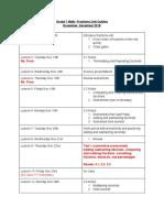 grade 7- fractions unit outline  1