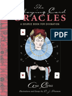 - The Playing Card Oracles - A Source Book for Divination [Ana Cortez]