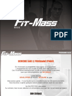 Fitmass Basic