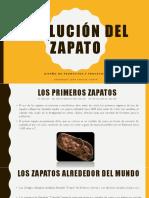Rodriguez Leos Evolucion Del Zapato
