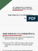 Dor Toracica