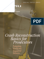 Crash Reconstruction Basics