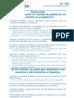 Argumentos Populares 20-10-10