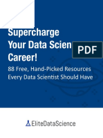 Supercharge Your Data Science Career