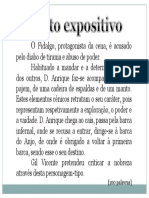 texto expositivo-Fidalgo