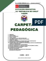 Capeta Pedagogica - 2019 - Papo
