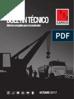 BOLETÍN CAPECO OCTUBRE 2018