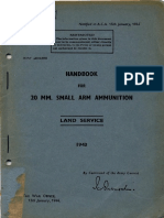 26 Pubs 5566, Handbook for 20mm Small Arm Ammunition