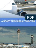 Airport Layout and Airport Terminal