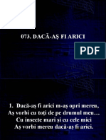 073 Daca-As Fi Arici
