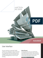 AutoCAD 2009 tipsntricks