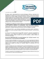 Aranda Software