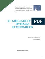 El Mercado y Los Sistemas Económicos