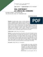 Plata Fingida_ Cortázar y La Impagable Lírica Del Consumo