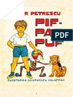 Cezar Petrescu - Pif, Paf, Puf