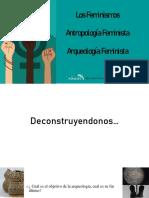 Feminismo Género y Arqueología Mg. Carito Tavera nov. 2018.pdf