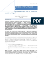 Note de synthèse protection sociale_Final