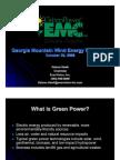 Green Power Presentation - Nelson - 10-08