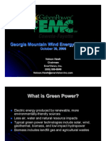 Green Power Presentation - Nelson - 10-08