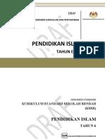 DSKP PENDIDIKAN ISLAM KSSR Tahun 6.pdf