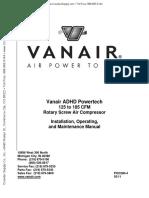VANAIR ADHD Operations Manual