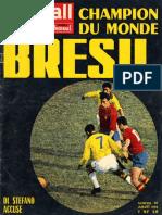 Football Magazine #30 Jul 1962