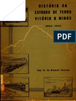 His e Ferro Vitoria 1904 Minas