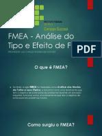 FMEA Analise do Tipo Eefeito