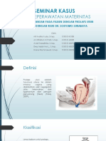 Prolaps uteri
