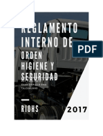 RIOHS Miguel Maulen 2017