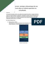 Hipervisor y Maquina Virtual