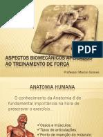 Aspectos Biomecc3a2nicos Aplicados Ao Treinamento de Forc3a7a