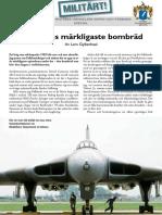 Falklandskriget Artikel Militart
