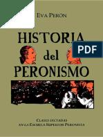 Eva Peron - Historia del peronismo.pdf