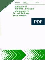 Ammonia fixation componentes in SW.pdf