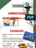 Administración Farmacia 2018