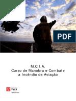 M.C.I.a. Curso de Manobra e Combate a Incêndio de Aviação