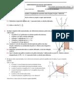 Compilação de Exercícios Sobre Funções-9ºano