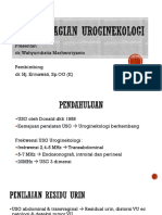 PPT USG Uroginekologi