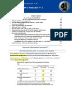 Resumen Informativo 01 2019
