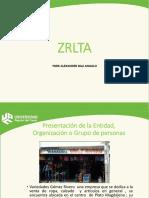 Presentación App Entrega