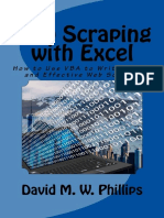 [David Phillips] Web Scraping With Excel How to U(B-ok.cc)