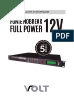 nobreak full power 12v