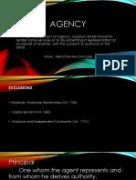 Agency Final Na Talaga