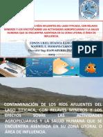 PIP Lago Titicaca
