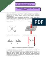CAMPO MAGNETICO y fuerzas magneticas.doc